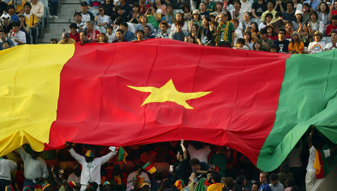 Le Cameroun, grande nation de football - Crédit photo: www.kurbain.com