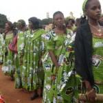 Des enseignantes prêtes pour le défilé - Crédit Photo: news.mboa.info
