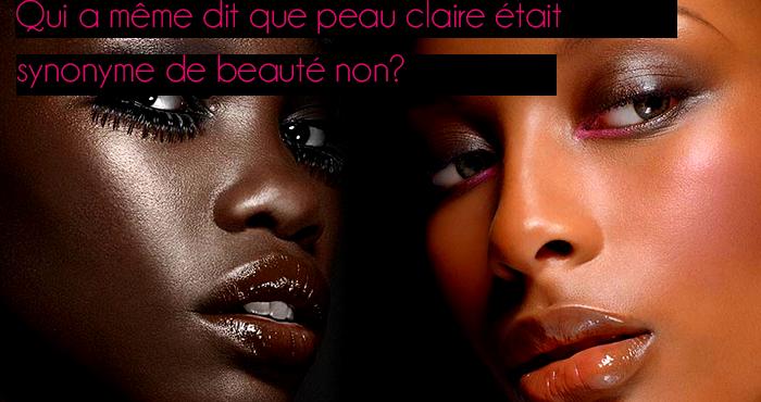 Noire ou blanche? - Crédit photo: blingcool.blogspot.com