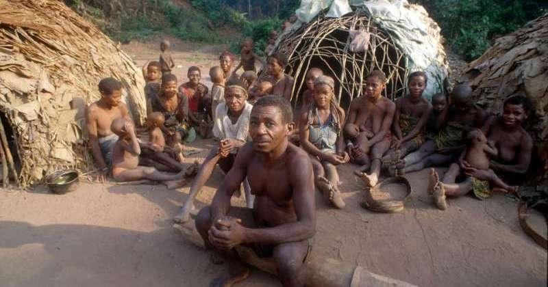 Retour aux sources - Crédit photo: www.survivalfrance.org