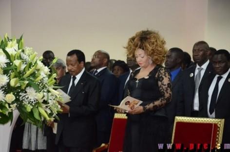 La dépouille de Madame Rosette Mboutchouang - Crédit photo: africapresse.com