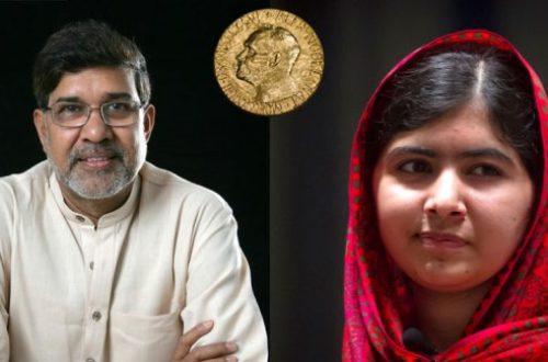 Article : Prix Nobel de la Paix 2014 : pas d'erreur cette fois