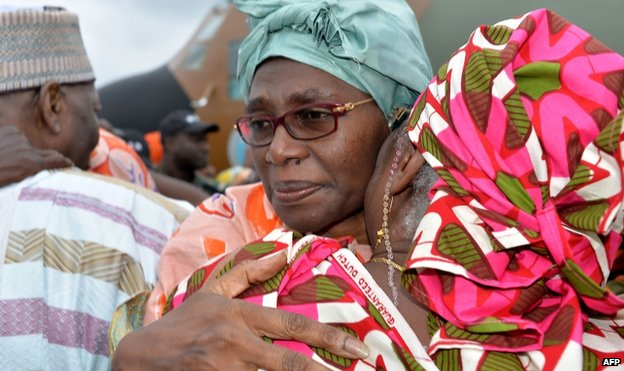 Madame Amadou Ali - Crédit photo: cameroononline.org