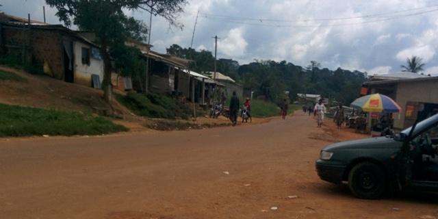 Gare Mengong-Ebolowa