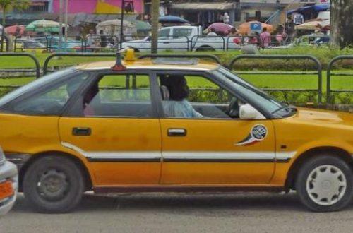 Article : Le jour où j'ai failli me faire braquer dans un taxi à Yaoundé