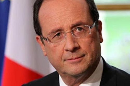 Article : Lettre à Monsieur François Hollande