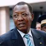 Idriss Deby Itno - Crédit photo: 45enord.ca