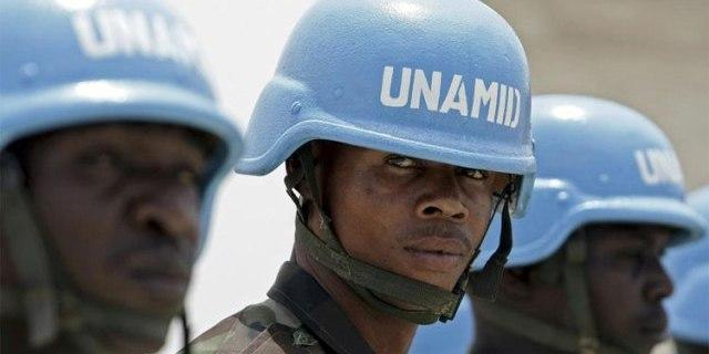Les casques bleus, la force armée de l'ONU - Crédit photo: un.org