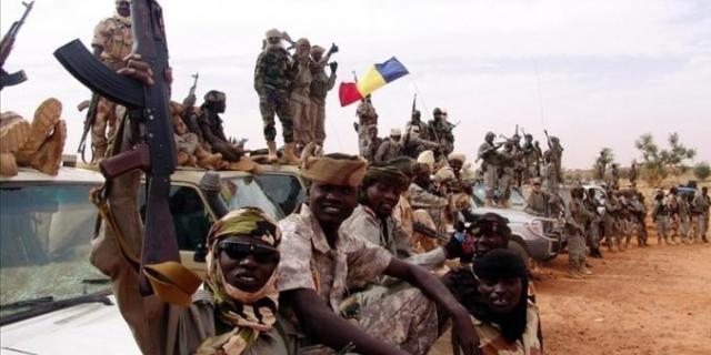 L'armée tchadienne en renfort aux forces de défense camerounaises - Crédit photo: koulouba.com