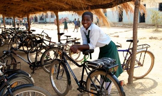 Le vélo pour l'égalité des genres - Crédit photo: blogs.worldbank.org