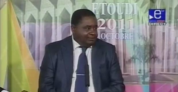 Jean Njeunga, président du FUC - Photo chipée sur facebook
