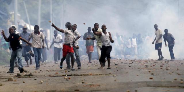 Les revendications violentes n'apportent rien de bon - Crédit photo: allainjules.com