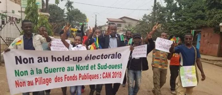 Article : Ceux qui planifient l'insurrection au Cameroun…
